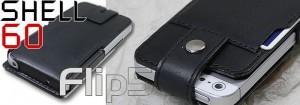 SHELL60Flip5G「iPhoneSE/5s/5」